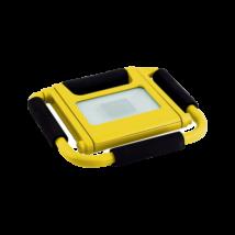 Hordozható állítható 360° LED 10W 600Lm (autós) reflektror tölthető munkalámpa Elmark 98FLOOD10Y