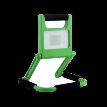 Hordozható állítható 360° LED 10W 600Lm  reflektror (autós) tölthető munkalámpa Elmark 98FLOOD10G