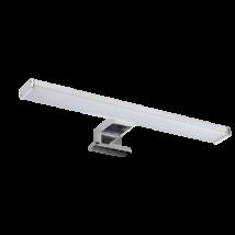 LED Fürdőszobai lámpatest tükörvilágító 8W 504Lm 4000K természetes fehér IP44 95IP4411/2 Elmark