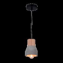 MAJESTIC dekor mennyezeti lámpatest függeszték 1XE27 BEIGE 955MAJESTIC1P/BG