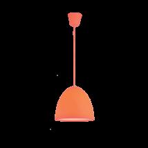 Elmark Joy színes mennyezeti narancs D25 E27 függeszték 955joy1/or