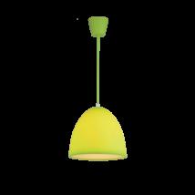 Elmark Joy színes mennyezeti zöld D25 E27 függeszték 955joy1/gr