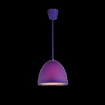 Elmark Joy színes mennyezeti lila D25 E27 függeszték 955joy1/pu