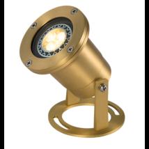 LED kültéri talajba építhető lámpatest MR16 IP68 ANTIK réz 96GRF146/PB (Elm)