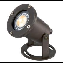 LED kültéri talajba építhető lámpatest MR16 IP68 ANTIK BRONZ 96GRF146/AB (Elm)