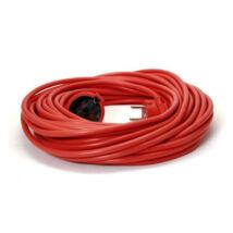 Somogyi NV 2-20/O  fűnyíró 20m hálózati lengő narancs színű hosszabbító 20m méter hosszúság 2300w IP20 NV 2-20/O