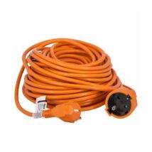 Steck fűnyíró hálózati lengő hosszabbító narancs színű 20m 2500W IP20 SH 20N
