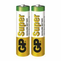 GP SUPER tartó elem alkáli AA 2 db/bliszter B1320