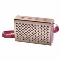 EMOS TIFFY soundbox 5W bluetooth hangszóró Handsfree funkcióval Rózsaszín 5W E0076