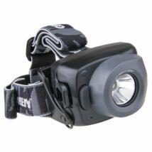 GP LED 5W Sport Fejlámpa vízálló ütésálló és egy rugalmas pánttal a fejére erősíthető 3xAAA GP ultra elemmel  P8255