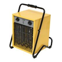 Ipari, ventilátoros fűtőtest 4500W / 9000W FKI 90 Somogyi