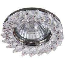 Spot fashion beépíthető halogén GU10 lámpa Rábalux 1160