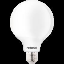 LED 14W 1521 Lm E27 G95 4000K természetes fehér globe izzó Rábalux 1576