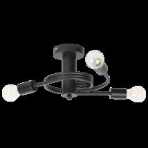Carly Vintage modern mennyezeti lámpatest 3X max 15W Rábalux 2095