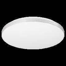 Oscar LED 18W 1350 Lm 4000K természetes fehér mennyezeti lámpatest ezüst Rábalux 2783