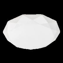 Dinah LED 18W 1350Lm 4000K természetes fehér D35 gyémánt formájú mennyezeti lámpatest Rábalux 2786