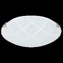 Fleur LED 12W 960 Lm 3000K meleg fehér D30 mennyezeti lámpatest Rábalux 3325