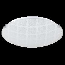 Fleur LED 18W 1440 Lm 3000K meleg fehér D40 mennyezeti lámpatest Rábalux 3326
