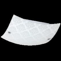 Fleur LED 18W 1440 Lm 3000K meleg fehér 40x40 mennyezeti lámpatest Rábalux 3330