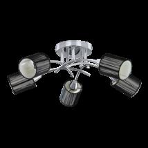 Veda mennyezeti lámpatest spot 5XE14 Rábalux 6002