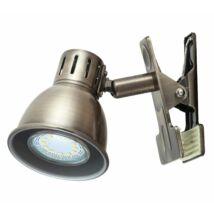 Ralph bronz csiptethető lámpatest 15W Rábalux 6718