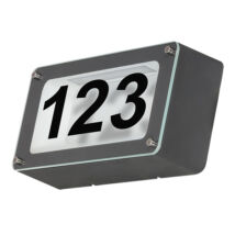 Hanover LED 6W matrica szettel szerelt kültéri lámpatest Rábalux 8747
