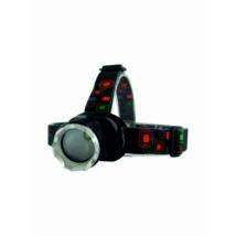 LED COB 3W fejlámpa fényvető újratölthető 240 Lm TR C217 Trixline