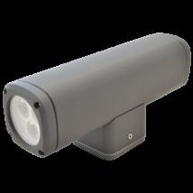 Tracon LED 12W 680Lm kültéri dekor fali lámpa kétirányú 4000K természetes fehér IP54 GARCB12W