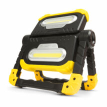 Multifunkciós dupla led reflektor 2x10W 2x1000 lumen 2x4000 mAh beépített akkumulátor 18648