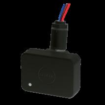 Mikrohullámú jelenlétérzékelő érzékelő (idő,mozgás,éj/nappal) 180° IP65 Greenlux GXHF011 SENSOR HF 75B