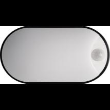 LED 14W mennyezeti fali OVAL hajólámpa mozgásérzékelővel 4000K természetes fehér DITA OVAL Greenlux GXPS042