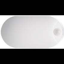 LED 14W mennyezeti fali OVAL hajólámpa mozgásérzékelővel 4000K természetes fehér DITA OVAL Greenlux