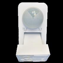 Mozgásérzékelő mennyezetre/oldalfalra rakható 90-360°/ 60-120° max.10m SENSOR 85 Greenlux GXSE013