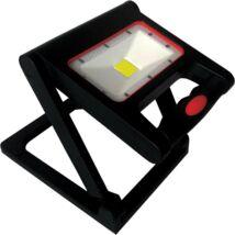 Daisy LED MCOB BATTERY hordozható akkumulátoros fényszóró 700/350/210 Lm 6h/1000mA 4000K természetes fehér  GXDS170 Greenlux