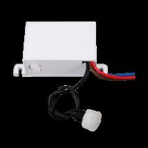 Greenlux Sensor Lux alkonykapcsoló max.2000W (5-50 Lux) IP20/IP54 GXSE010