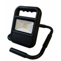 LED relfektor-fényvető 20W hordozható 1400/700Lm Li-Ion Akkumulátor 4400mAh 3,7V Greenlux GXLR002