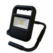 LED relfektor-fényvető 10W hordozható 700/350 Lm Li-Ion Akkumulátor 4400mAh 3,7V Greenlux GXLR001