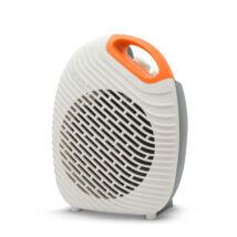 Multifunkciós hősugárzó 1800/2000W fehér/narancs fül 51113A