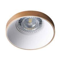 Kanlux SIMEN DSO G/W dekorációs beépíthető spotlámpa 29142