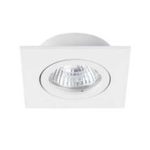 Kanlux álmennyezeti beépíthető spotlámpa billenthető fehér lámpatest DALLA CT-DTL50-W