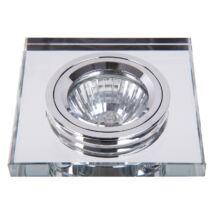 Spot fashion beépíthető halogén GU5.3 lámpa Rábalux 1147