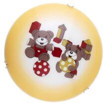 Sweet dream mennyezeti lámpa 2xE27 D40 Bear Rábalux 4970