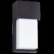 Leeds kültéri fali lámpa 15W E27 fekete Rábalux 8197