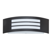 Roma kültéri lámpatest E27X14W matt fekete IP44 Rábalux 8409 +ajándék izzó