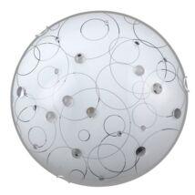 Jolly mennyezeti lámpa D30cm Rábalux 1861 + ajándék izzó
