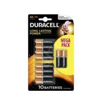 Duracell elem Basic tartós alkáli ceruzaelem AA 1,5V LR6