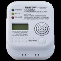 Tracon szén-monoxid érzékelő riasztó szénmonoxid CO201A