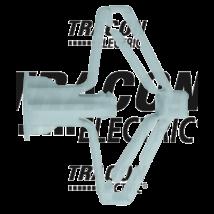 Tracon Gipszkarton szárnyas tipli GSZT 100/csomag