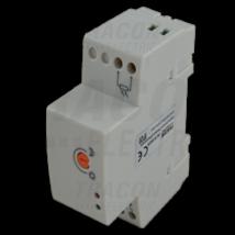 Tracon alkonykapcsoló sínre 16A IP20 (2-100 lux) ALK-BOX