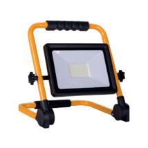 Optonica hordozható LED reflektor 3m vezetékkel 30W 6000K hideg fehér 2400 lumen IP65 5404